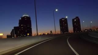 Tokyo night drive 4K 東京 2016