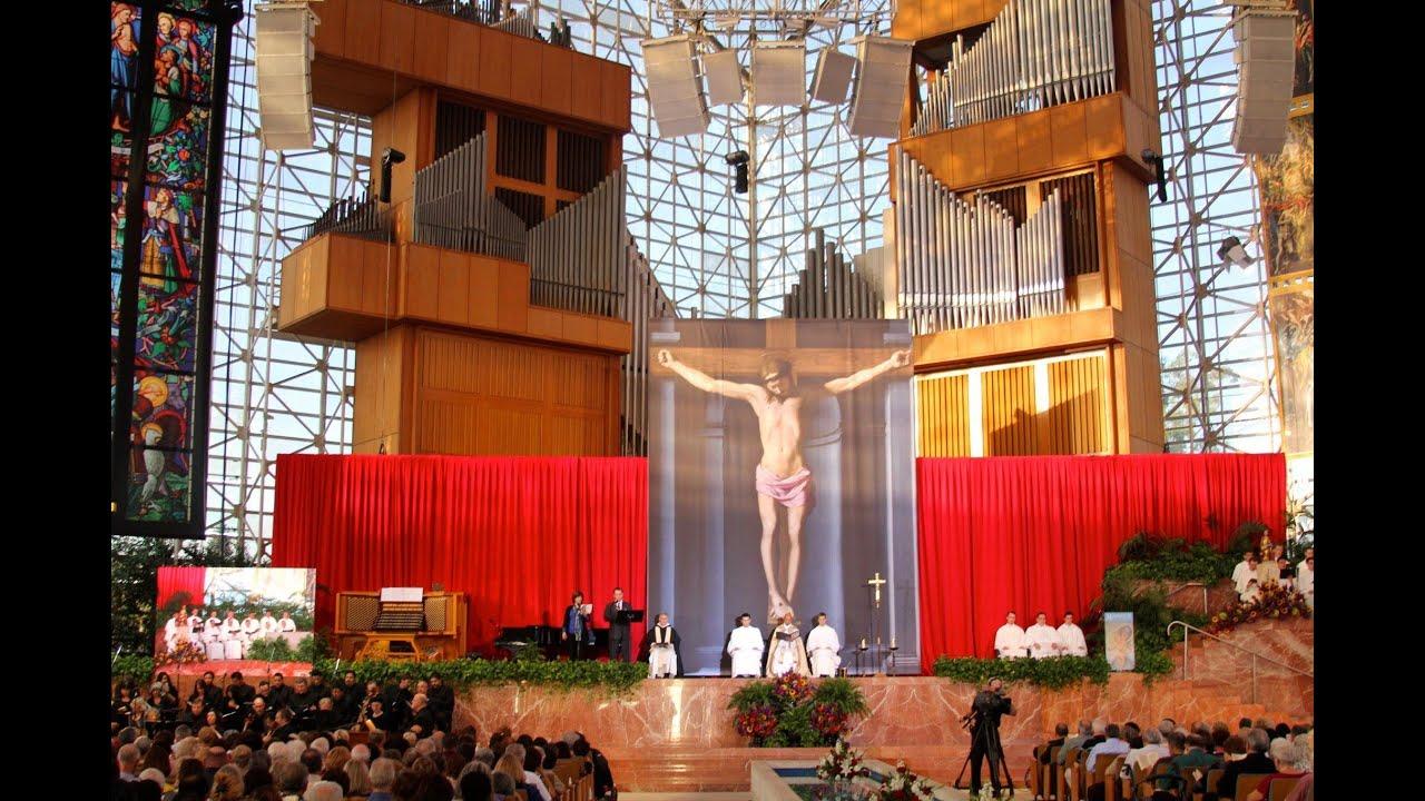 Evening Prayer   Magnificat Day of Faith - YouTube