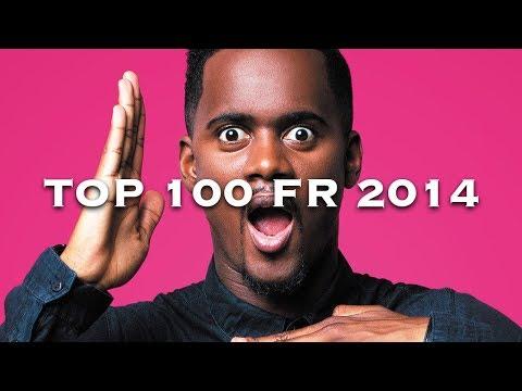 Les 100 plus grands tubes de 2014 en France