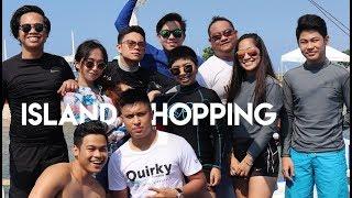 vuclip Island Hopping with Cebu YouTubers | Boyla Diving Resort