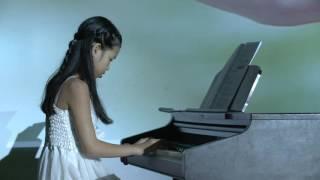 Dòng sông xanh - piano - Phương Linh