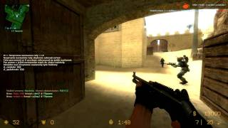 Counter Strike: Source - Professional Czech How to Play Movie