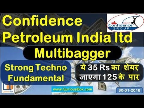 Confidence Petro | Multibagger Confidence Petroleum |Share Below rs 30 |  Stock under 30 | QuriousBox
