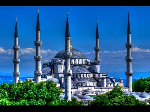 AMAZING VIEW ISTANBUL FROM THE DRONE