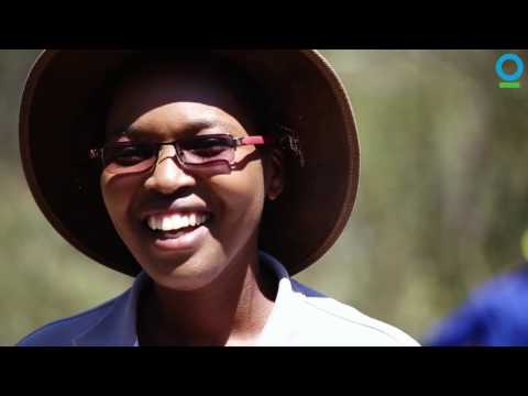 Meet Conservation South Africa's Nolu and Pesh | Conservation International (CI)
