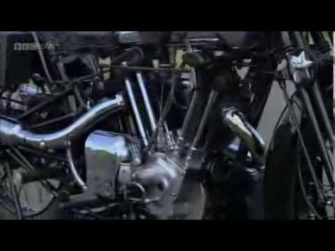 The Glory Days of British Motorbikes - BBC Timeshift Series 13