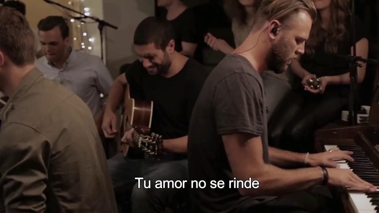 Download Tu amor no se rinde Acústico (Relentless acoustic en español) - Hillsong United