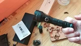 Тактический фонарь Skilhunt S3 Pro (HD|CW|Cree XHP35|1600LM|Micro-USB)