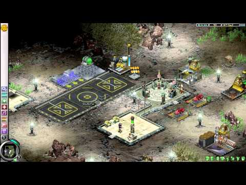 Space Colony HD Gameplay Review