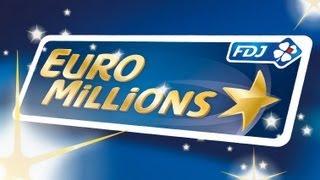 Tirage EUROMILLIONS Mardi 6 Novembre 2012 132M€