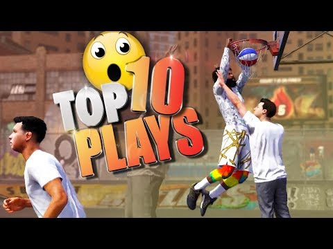 TOP 10 PLAYGROUND Plays Of The Week - NBA 2K18 Highlights