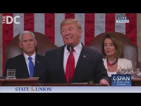 President Trump Addresses The Nation On Immigration