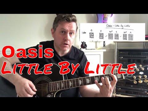 Oasis Little By Little Acoustic Guitar Lesson