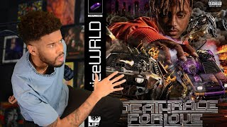 Juice WRLD - DEATH RACE FOR LOVE First REACTION/REVIEW