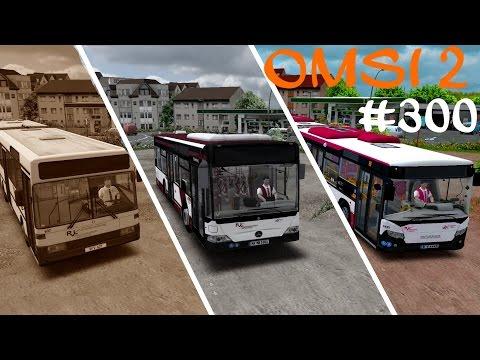 OMSI 2 #300 Alle Buslinien auf Lemmental V3   Dreigeteilte Trilogie ☆ Let's Play OMSI 2