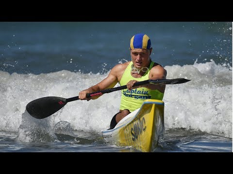 Day one of the NZ Surf Lifesaving Champs