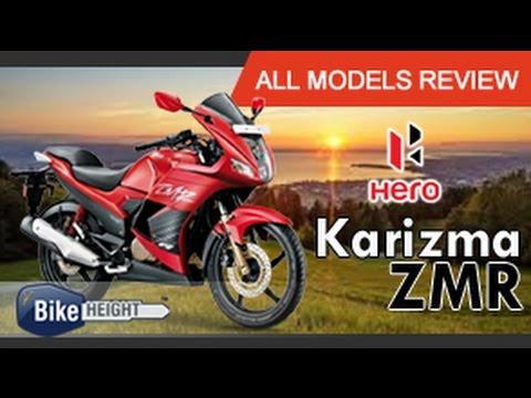 Hero Karizma Zmr Colors Price Review Bike Height Youtube