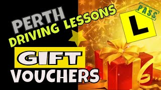 Driving Lessons Perth - Gift Vouchers Same Day - Driving School WA