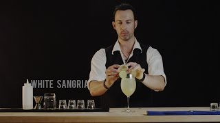 How To Make The White Sangria - Best Drink Recipes