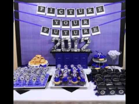 Diy High School Graduation Party Decorations Ideas Youtube