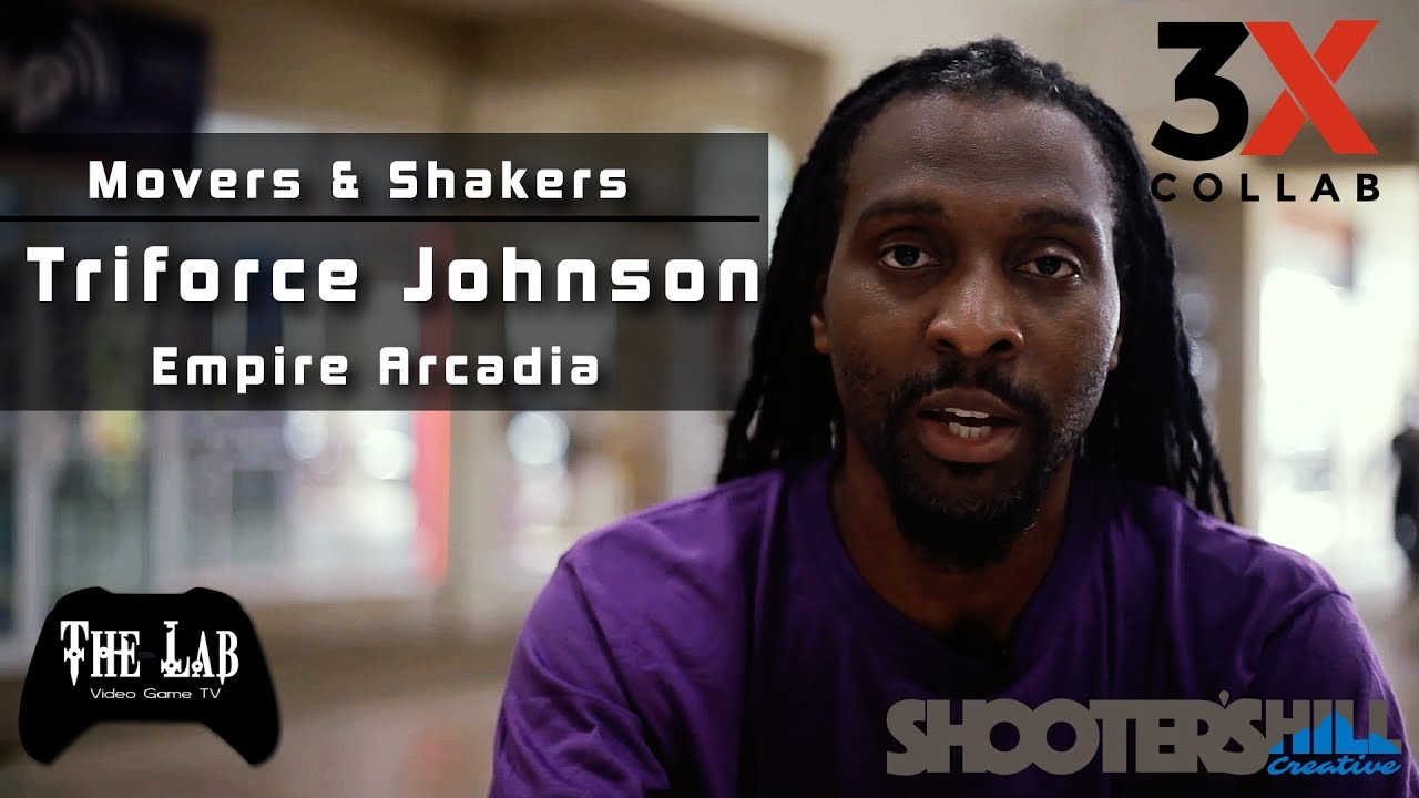 Movers & Shakers - Triforce Johnson (The Lab Video Game TV)