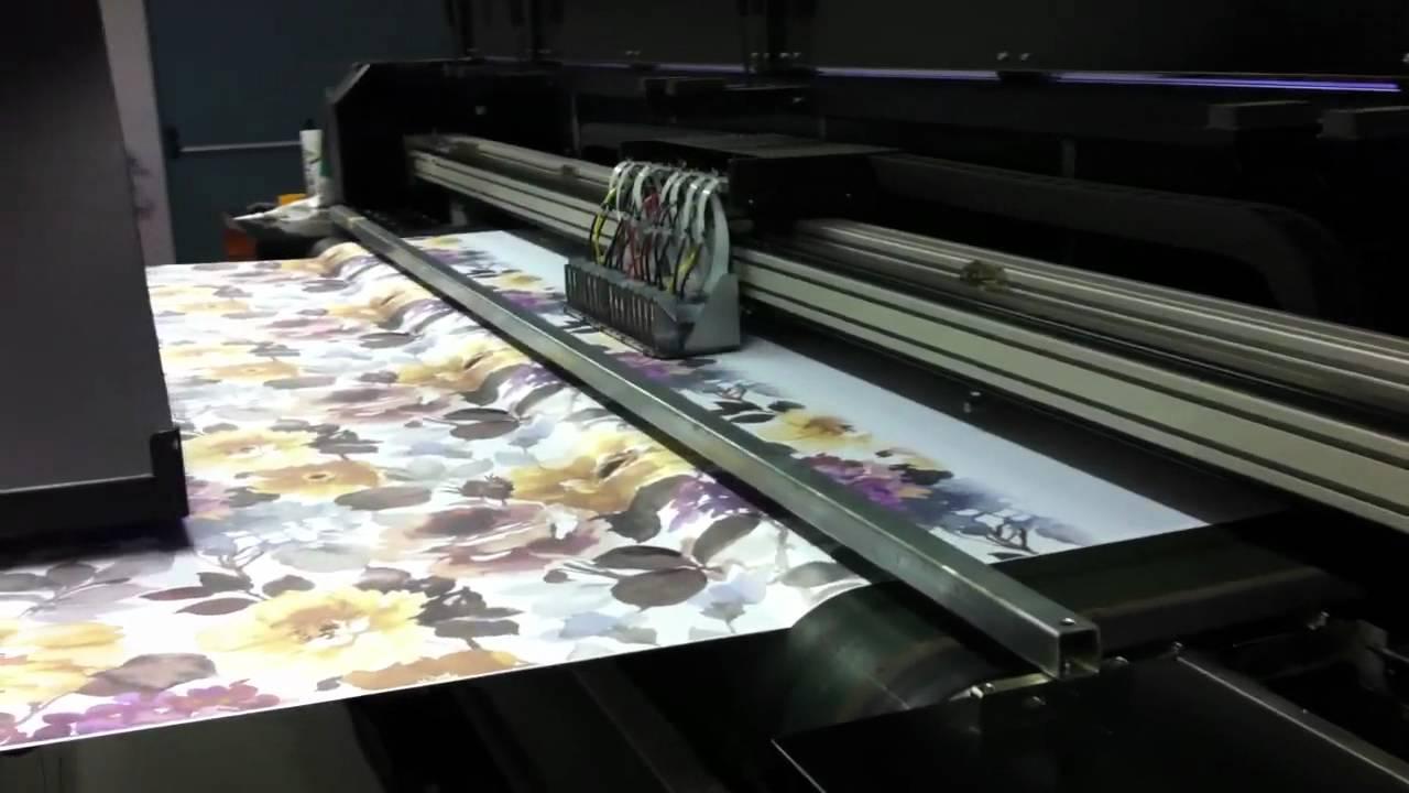 Stampa digitale su cotone youtube - Stampa digitale su piastrelle ...