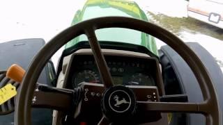 Tractor Test John Deere 6920 - AutoPower transmission