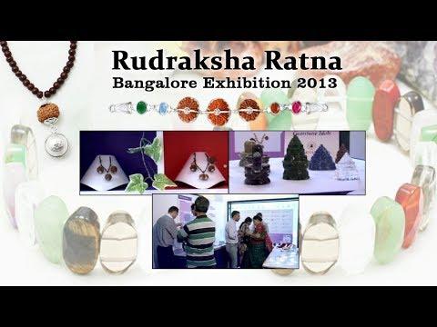 Rudraksha Ratna Bangalore Exhibition 2013