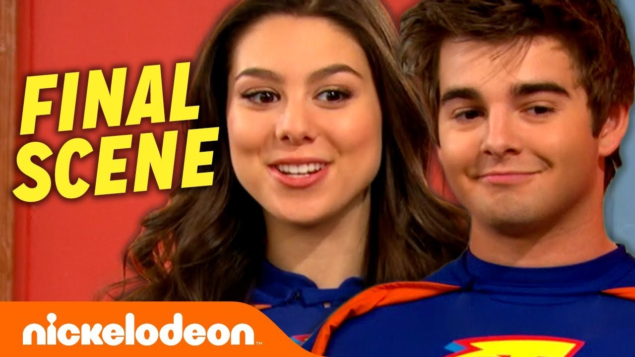 Download The Thundermans Say Goodbye 😢 'The Thunder Games' Series Finale Last Scene | Nick