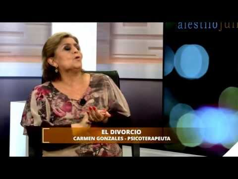 La Dra. Carmen Gonzáles nos habla sobre la separación en las parejas. Tocamos el tema de MVLL