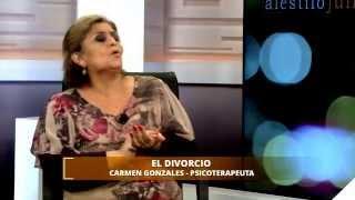 La Dra. Carmen Gonzáles nos habla sobre la separación en l...