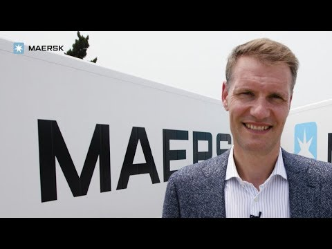"The Values to me: COO of Maersk Line, Søren Toft, on ""Our Employees"" (SoMe version)"