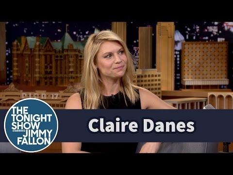 Claire Danes' Son Speaks A Little German