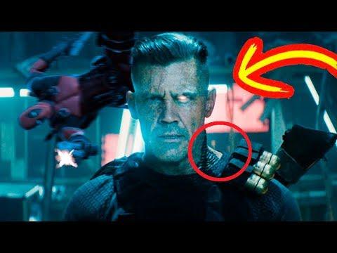 Deadpool 2 Trailer  Conoce a Cable -Análisis en Español