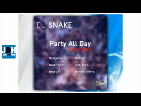 DJ Snake - Party All Day (Bassjackers Remix)