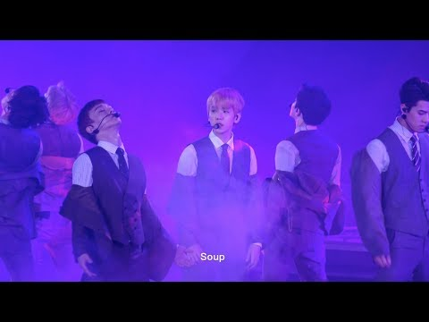 180303 The EℓyXion In  Singapore - Sweet Lies 백현 BAEKHYUN