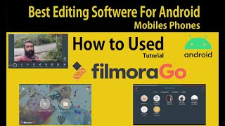 Filmora Go Best Video Editing Software For Android Phones | How to Used Filmora Go