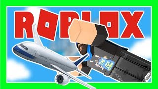 SNAKES ON A PLANE in ROBLOX | AIRPLANE STORY