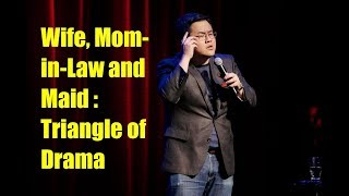 Wife, Mom-in-Law and Maid : Triangle of Drama