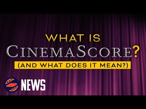 What Is CinemaScore? (And What Does It Mean)