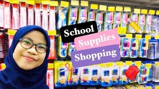 Back To School Supplies Shopping 2019 Vlog | Kedai RM2 ECO  | Mr DIY | Mydin