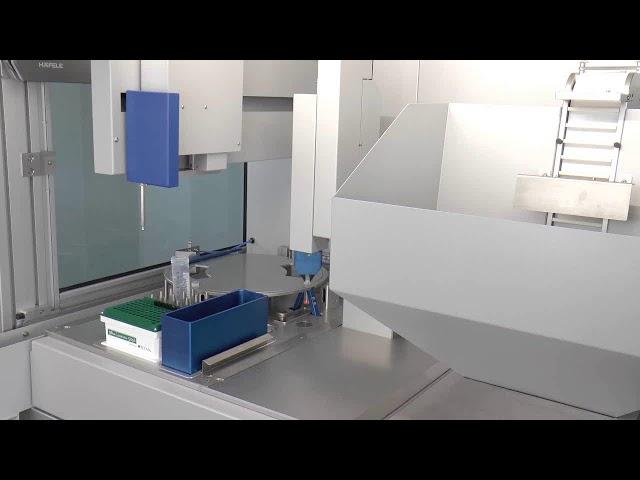 HTI X TubeProcessor Flex -  Automated Tube Handler