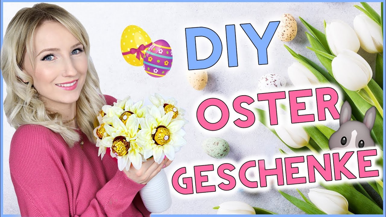 diy geschenkideen zu ostern einfach und g nstig thebeauty2go youtube. Black Bedroom Furniture Sets. Home Design Ideas