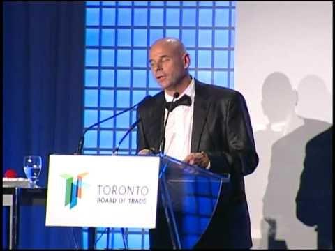 Toronto Board of Trade - 123rd Annual Dinner -  Guy Laliberté Speech