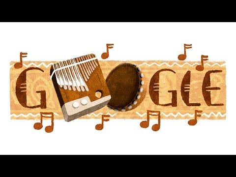 Behind the Doodle: Celebrating Mbira