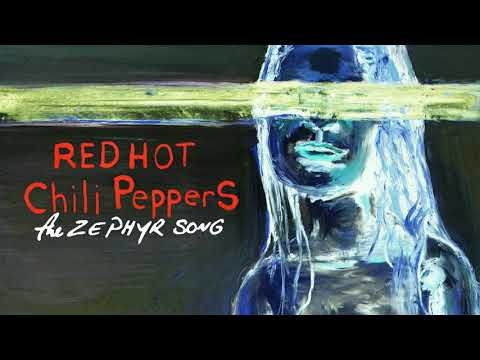 Red Hot Chili Peppers  The Zephyr Song Instrumental