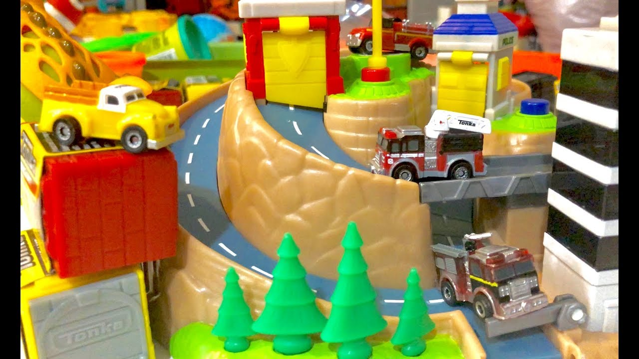 Tonka Tinys Series 3 Blind Boxes - TONKA makes Tiny Trucks?! Funrise Toys   Tonka Truck Toys for Kids