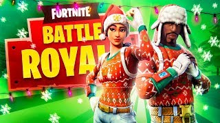 THE CHRISTMAS SKINS HAVE RETURNED TO THE STORE OF FORTNITE!!