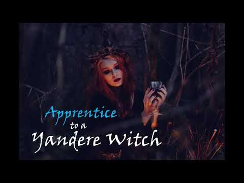 Apprentice to a Yandere Witch ASMR Roleplay (Charmed Part 3) (Female x Male Listener)