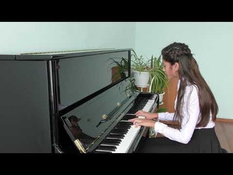 Осипян Маргарита, презентация фортепиано ДШИ Отрадный 01